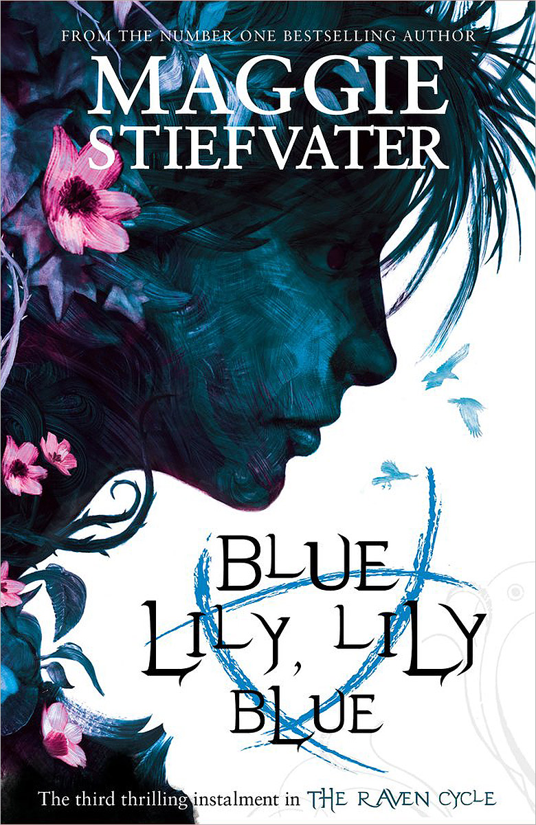 Blue Lily, Lily Blue Scholastic