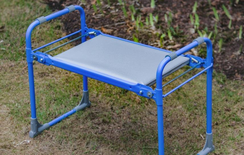 скамейка садовая складная ника купить