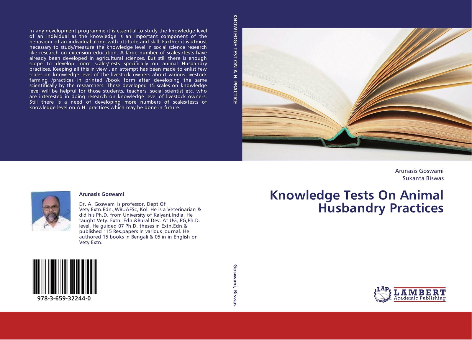Knowledge Tests On Animal Husbandry Practices