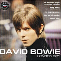 Дэвид Боуи David Bowie. London Boy