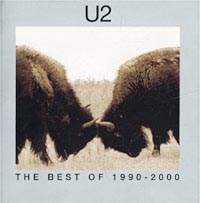 U2. The Best Of 1990 - 2000