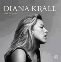 Дайана Кролл Diana Krall. Live in Paris дайана кролл diana krall the look of love