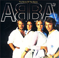 ABBA ABBA. The Name Of The Game abba abba the albums 9 cd