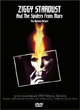 Ziggy Stardust and the Spiders from Mars (David Bowie )