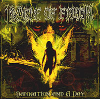 Cradle Of Filth Cradle Of Filth. Damnation And A Day cradle of filth cradle of filth hammer of the witches 2 lp
