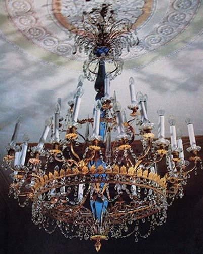 Русское декоративно-прикладное искусство в собрании Павловского дворца-музея. А. М. Кучумов