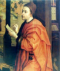 Н. Н. Никулин Золотой век нидерландской живописи. XV век