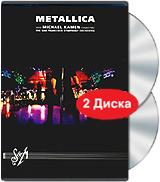 Metallica - S & M with the San Francisco Symphony (2 DVD) choir of the english concert the english concert orchestra барбара бонни стивен гэдд джейми макдугалл тревор пиннок кэтрин уин роджерс trevor pinnock mozart coronation mass