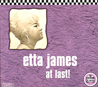 Этта Джеймс Etta James. At Last! lover at last