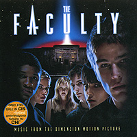 The Faculty. Music From The Dimension Motion Picture bridget jones s diary music from the motion picture
