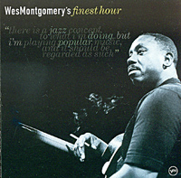 Уэс Монтгомери Wes Montgomery. Finest Hour hatber тетрадь angry birds 48 листов в клетку цвет голубой розовый