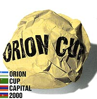 Orion Cup Capital 2000 capital inicial recife