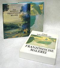 Funf Jahrhunderte Franzosische malerei. В двух томах орнамент xv–xix века