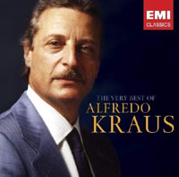 Alfredo Kraus. The Very Best Of Alfredo Kraus