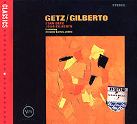 Стэн Гетц,Жоао Жильберто Stan Getz & Joao Gilberto. Getz. Gilberto стэн гетц stan getz big band bossa nova lp