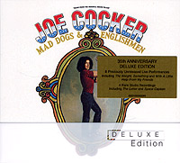 лучшая цена Джо Кокер Joe Cocker. Mad Dogs & Englishmen (Deluxe Edition) (2 CD)