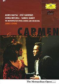 Bizet - Carmen / Levine, Baltsa, Carreras, Metropolitan Opera jools holland jose feliciano jools holland jose feliciano as you see me now 180 gr