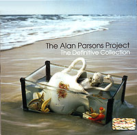 The Alan Parsons Project The Alan Parsons Project. The Definitive Collection (2 CD) alan hodgkinson between the sticks