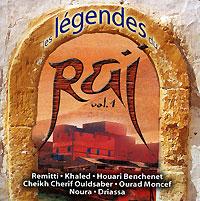 лучшая цена Les Legendes Du Rai. Vol. 1