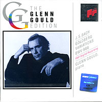лучшая цена Гленн Гульд The Glenn Gould Edition. Bach, Goldberg Variations BWV 988