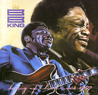 Би Би Кинг B.B. King. King Of The Blues. 1989 b b king king of the blues lp
