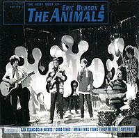Эрик Бердон,The Animals The Very Best Of Eric Burdon & The Animals the animals the animals the best of the animals