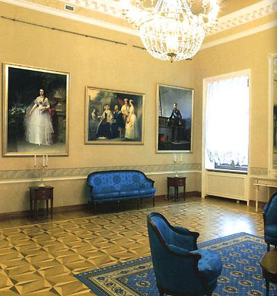 Konstantinovsky Palace / Константиновский дворец. Владимир Герасимов
