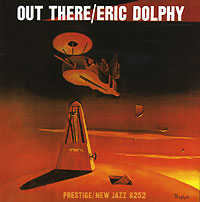 Эрик Долфи,Рон Картер,Джордж Дювивье,Рой Хейнс Eric Dolphy. Out There цена и фото
