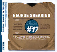 Джордж Ширинг,The George Shearing Quintet George Shearing. A Jazz Date With George Shearing rhod ronan dual sessions morecuts comfort sound behaviour lov e speechless project lalann chill house sessions a blend of pure deep