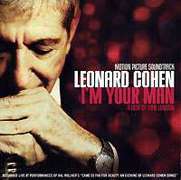 Leonard Cohen. I'm Your Man. Motion Picture Soundtrack leonard cohen i m your man motion picture soundtrack