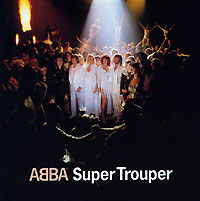 ABBA ABBA. Super Trouper abba abba the albums 9 cd