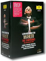 лучшая цена Leonard Bernstein. Mahler. The Symphonies. Das Lied Von Der Erde (9 DVD)