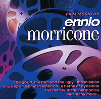 Эннио Морриконе Ennio Morricone. Film Music By Ennio Morricone эннио морриконе ennio morricone morricone 60 years of music