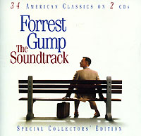 Forrest Gump. The Soundtrack. Special Collectors' Edition (2 CD)