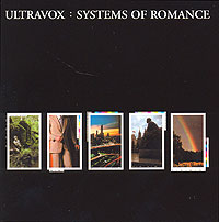 Ultravox Ultravox. Systems Of Romance ultravox ultravox systems of romance