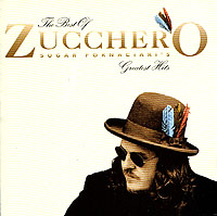 Зуккеро Zucchero Sugar Fornaciari. The Best Of. Greatest Hits