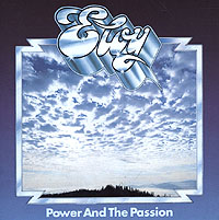 Eloy Eloy. Power & The Passion плавки 70 годов