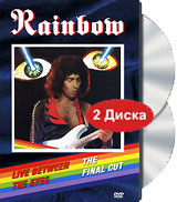 Rainbow: The Final Cut. Live Between The Eyes (2 DVD)