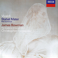 Джеймс Боуман,The Academy Of Ancient Music,Кристофер Хогвуд Christopher Hogwood, James Bowman. Vivaldi. Stabat Mater цены онлайн