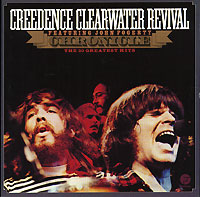 Creedence Clearwater Revival Creedence Clearwater Revival. Chronicle creedence clearwater revival creedence clearwater revival the complete studio albums 7 lp 180 gr