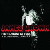 Джеймс Браун James Brown. Foundation Of Funk (2 CD) the legacy of funk cd