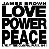 Джеймс Браун James Brown. Love Power Peace (Live) артур браун винсент крэйн arthur brown