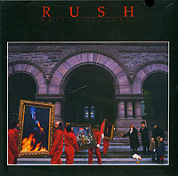 цена на Rush Rush. Moving Pictures