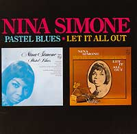 лучшая цена Нина Симон Nina Simone. Pastel Blues. Let It All Out