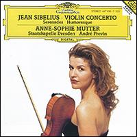 Фото - Анна-Софи Муттер,Андрэ Превен Jean Sibelius. Violin Concerto. Anna-Sophie Mutter андрэ рье andre rieu dreaming