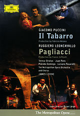 Puccini, James Levine: Il Tabarro / Leoncavallo, James Levine: Pagliacci