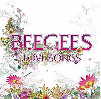The Bee Gees Bee Gees. Love Songs bee design brooch with jewelry
