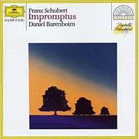 Дэниэл Баренбойм Franz Schubert. Impromptus. Daniel Barenboim sitemap html page 10 page 3 page 2 page 4