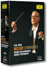 Karl Bohm. Mozart - Symphonies. Wiener Philharmoniker / Wiener Symphoniker (3 DVD) no problem the upside of saying no
