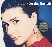 Чечилия Бартоли Cecilia Bartoli. The Art Of Cecilia Bartoli